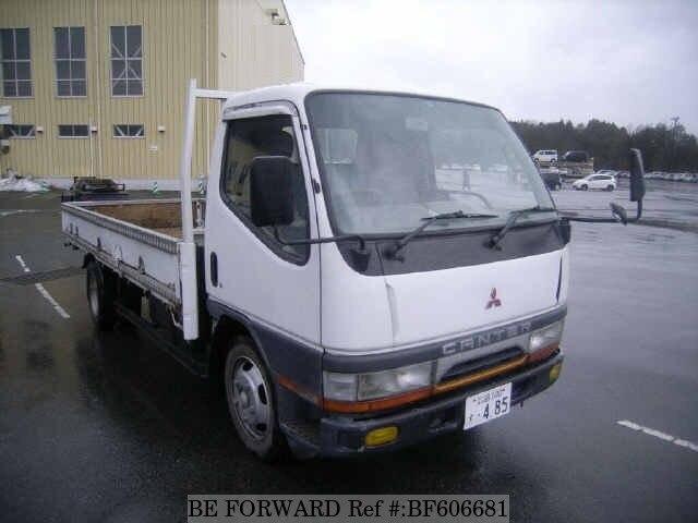 MITSUBISHI / Canter (U-FE537E)