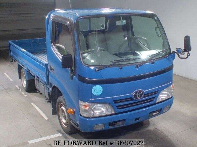TOYOTA / Toyoace (ABF-TRY230)