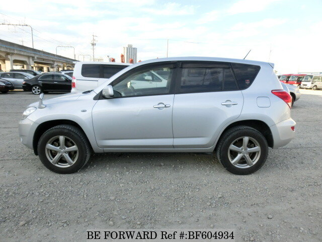 used 2005 toyota rav4 dba aca31w for sale bf604934 be forward. Black Bedroom Furniture Sets. Home Design Ideas