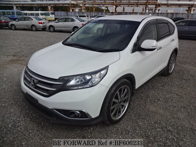 Used 2012 HONDA CR-V BF606233 for Sale