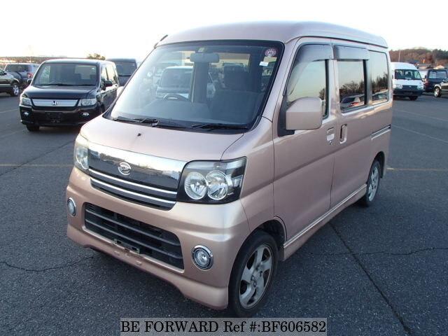 DAIHATSU / Atrai Wagon (TA-S320G)