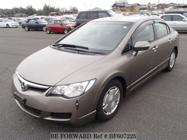 used 2006 honda civic hybrid mx daa fd3 for sale bf607225 be forward. Black Bedroom Furniture Sets. Home Design Ideas