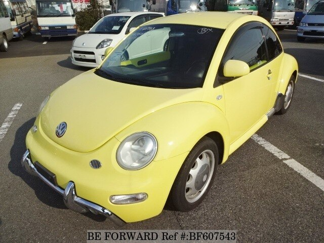 VOLKSWAGEN / New Beetle