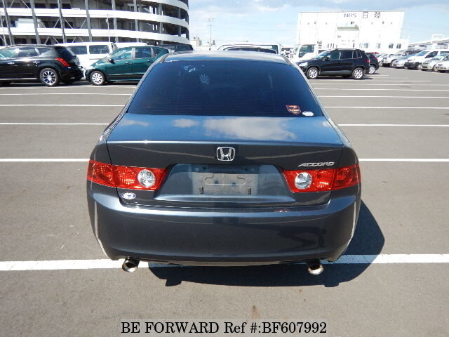 Used 2003 HONDA ACCORD TL LA CL9 for Sale BF BE