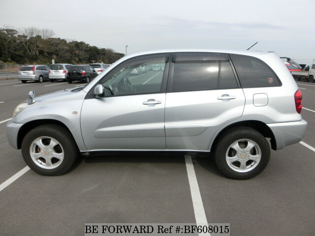 used 2003 toyota rav4 x limited ua zca26w for sale bf608015 be forward. Black Bedroom Furniture Sets. Home Design Ideas
