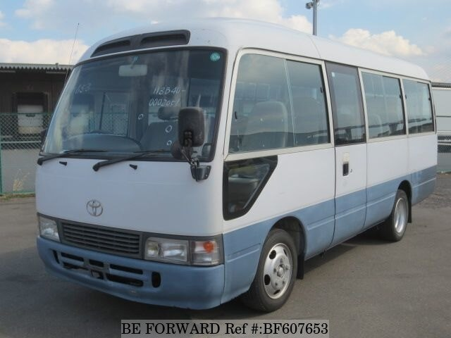 Used 1995 TOYOTA COASTER BF607653 for Sale
