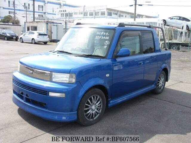 Used 2001 TOYOTA BB BF607566 for Sale