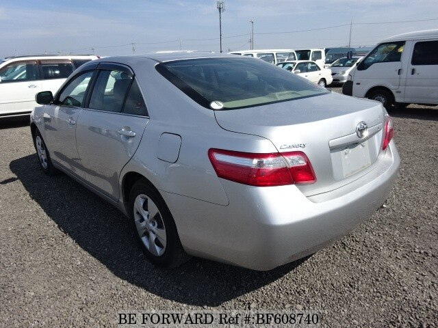 used 2008 toyota camry dba acv40 for sale bf608740 be forward. Black Bedroom Furniture Sets. Home Design Ideas