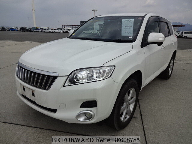 Used 2008 TOYOTA VANGUARD BF608785 for Sale