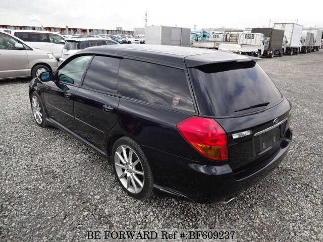 used 2006 subaru legacy touring wagon 2 0gt spec b ta bp5. Black Bedroom Furniture Sets. Home Design Ideas