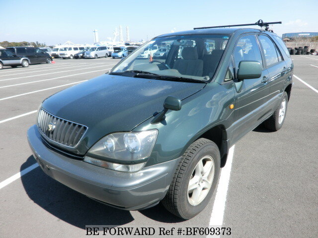 Used 1998 TOYOTA HARRIER BF609373 for Sale