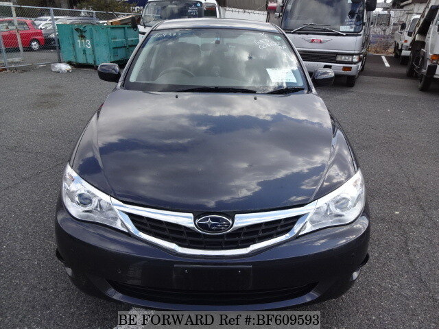 used 2012 subaru impreza anesis dba ge3 for sale bf609593 be forward. Black Bedroom Furniture Sets. Home Design Ideas