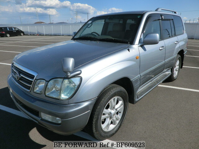 Used 2004 TOYOTA LAND CRUISER BF609523 for Sale