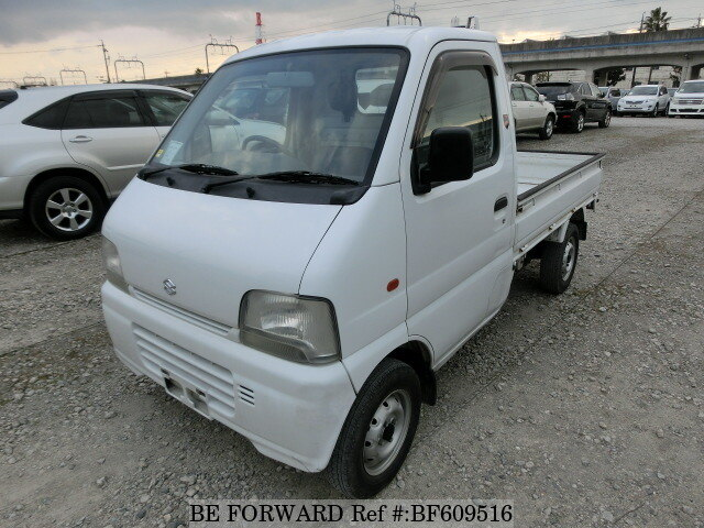 Used 1999 SUZUKI CARRY TRUCK BF609516 for Sale