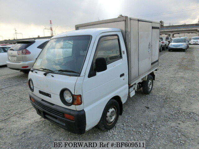 Used 1996 SUZUKI CARRY TRUCK BF609511 for Sale