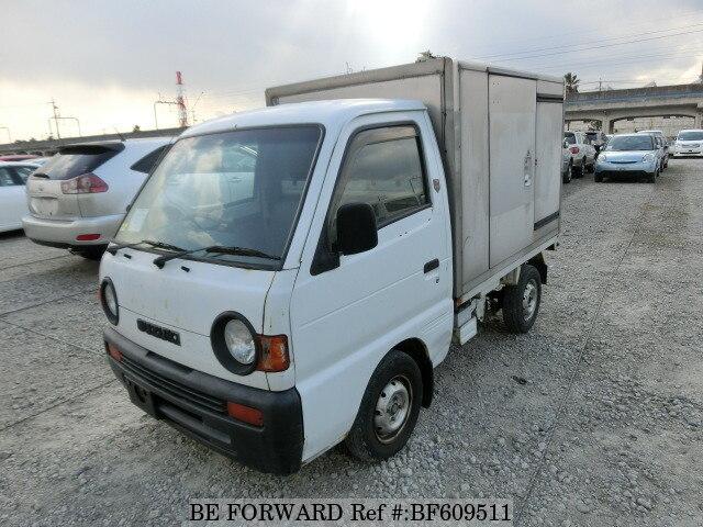 SUZUKI / Carry Truck (V-DC51B)