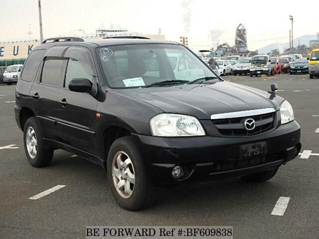 used 2004 mazda tribute lx ta epew for sale bf609838 be. Black Bedroom Furniture Sets. Home Design Ideas