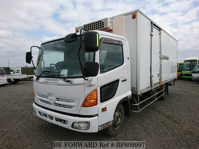 Used 2002 HINO RANGER BF609997 for Sale