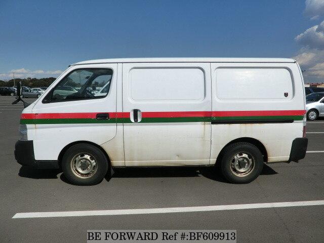 used 2004 nissan caravan van freezer van kg vwe25 for sale bf609913 be forward. Black Bedroom Furniture Sets. Home Design Ideas