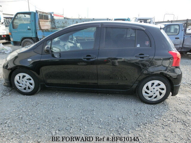 used 2006 toyota vitz rs trd sports m dba ncp91 for sale bf610145   be