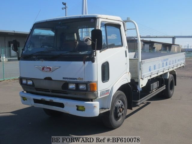 Used 1989 HINO RANGER BF610078 for Sale