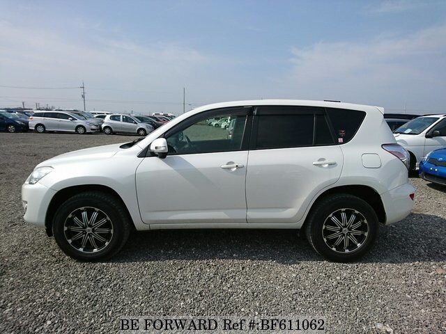 used 2012 toyota rav4 style dba aca36w for sale bf611062 be forward. Black Bedroom Furniture Sets. Home Design Ideas