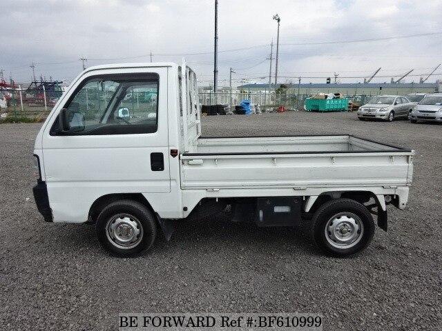 used 1997 honda acty truck sdx v ha4 for sale bf610999 be forward. Black Bedroom Furniture Sets. Home Design Ideas