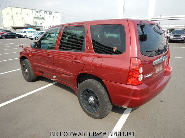 used 2004 mazda tribute ta ep3w for sale bf611381 be forward. Black Bedroom Furniture Sets. Home Design Ideas