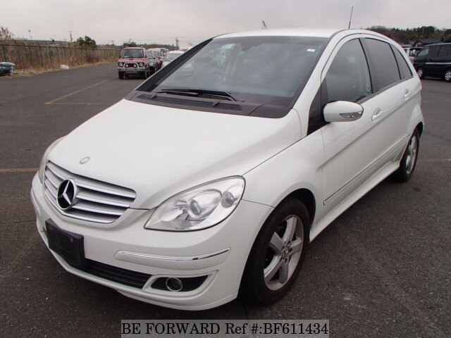 used 2007 mercedes benz b class cba 245232 for sale bf611434 be forward. Black Bedroom Furniture Sets. Home Design Ideas