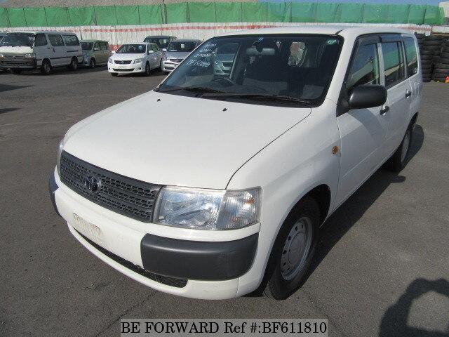 Used 2012 TOYOTA PROBOX VAN BF611810 for Sale