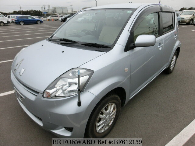 Used 2010 TOYOTA PASSO BF612159 for Sale