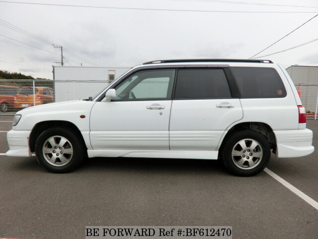 used 2000 subaru forester s 20 gf sf5 for sale bf612470 be forward. Black Bedroom Furniture Sets. Home Design Ideas