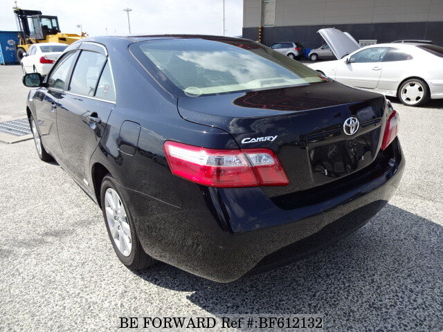 used 2008 toyota camry g limited edition dba acv40 for sale bf612132 be forward. Black Bedroom Furniture Sets. Home Design Ideas