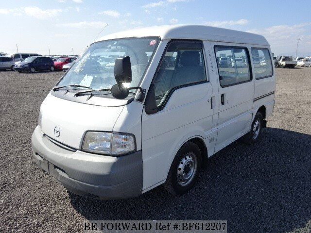 MAZDA / Bongo Van (GC-SK82V)