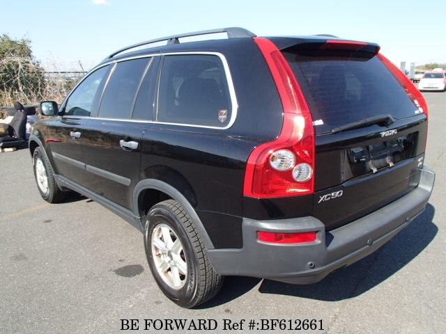used 2005 volvo xc90 2 5t cba cb5254aw for sale bf612661 be forward. Black Bedroom Furniture Sets. Home Design Ideas
