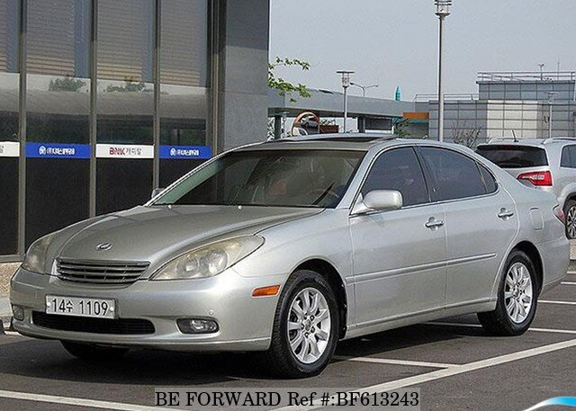 used 2003 lexus es es300 for sale bf613243 be forward. Black Bedroom Furniture Sets. Home Design Ideas