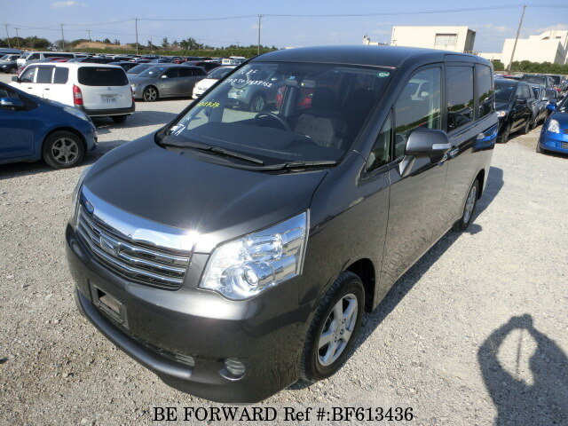Used 2012 TOYOTA NOAH BF613436 for Sale