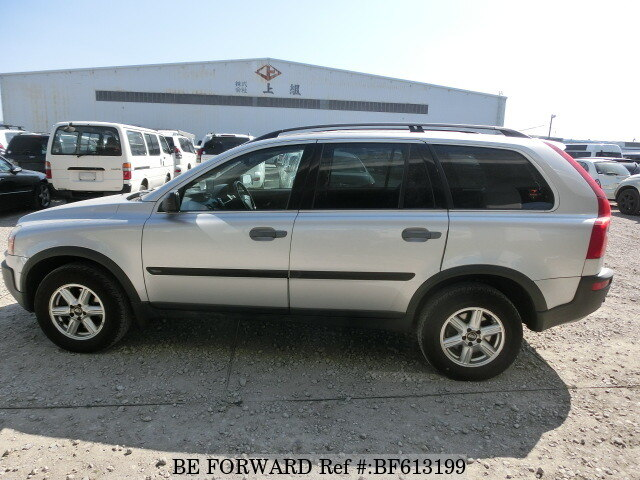 used 2004 volvo xc90 2 5t la cb5254aw for sale bf613199 be forward. Black Bedroom Furniture Sets. Home Design Ideas