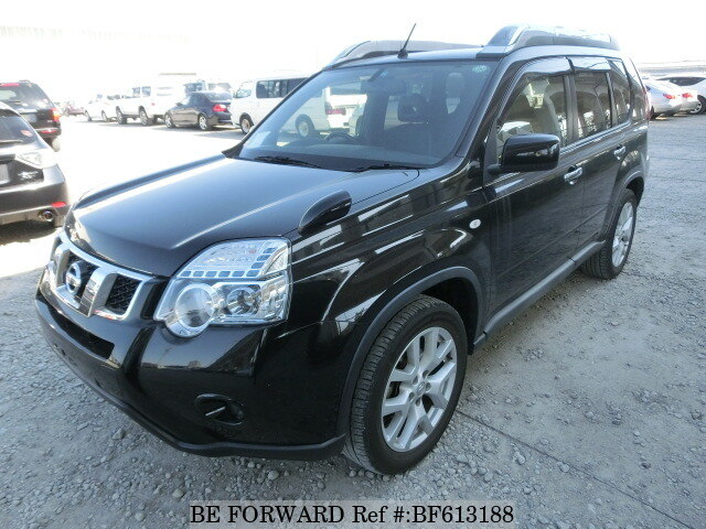 Used 2012 NISSAN X-TRAIL BF613188 for Sale