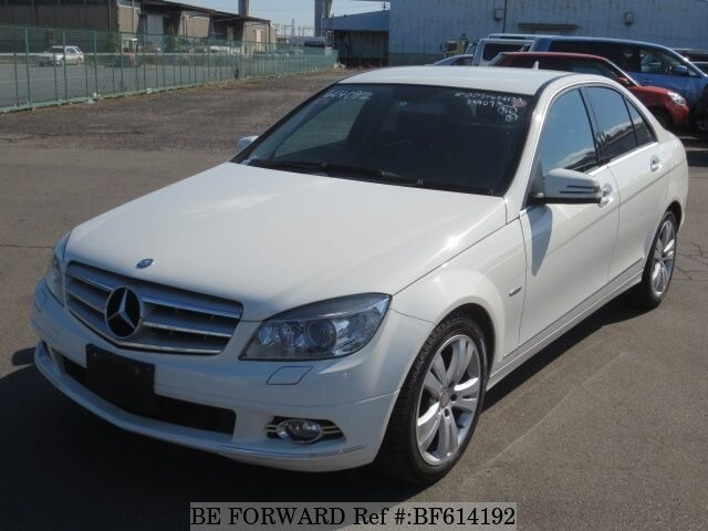 Used 2010 MERCEDES-BENZ C-CLASS BF614192 for Sale