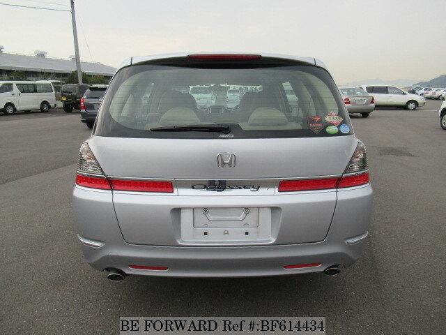used 2008 honda odyssey dba rb2 for sale bf614434 be forward. Black Bedroom Furniture Sets. Home Design Ideas
