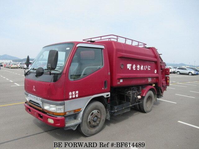 MITSUBISHI / Canter (KC-FE567B)
