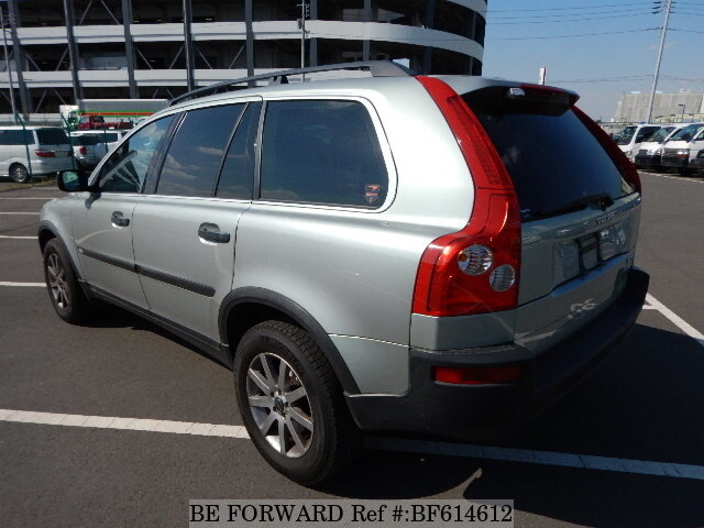 used 2004 volvo xc90 la cb5254aw for sale bf614612 be forward. Black Bedroom Furniture Sets. Home Design Ideas