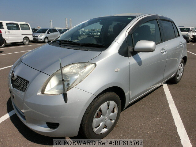Used 2005 TOYOTA VITZ BF615762 for Sale