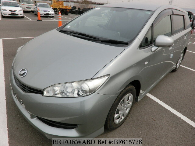 Used 2011 TOYOTA WISH BF615726 for Sale