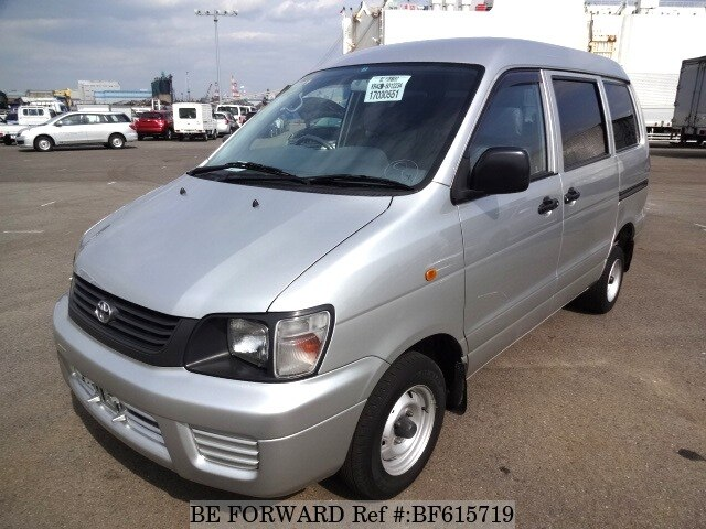 Used 2002 TOYOTA LITEACE VAN BF615719 for Sale