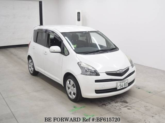 Used 2007 TOYOTA RACTIS BF615720 for Sale