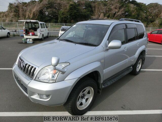 TOYOTA / Land Cruiser Prado (CBA-TRJ120W)