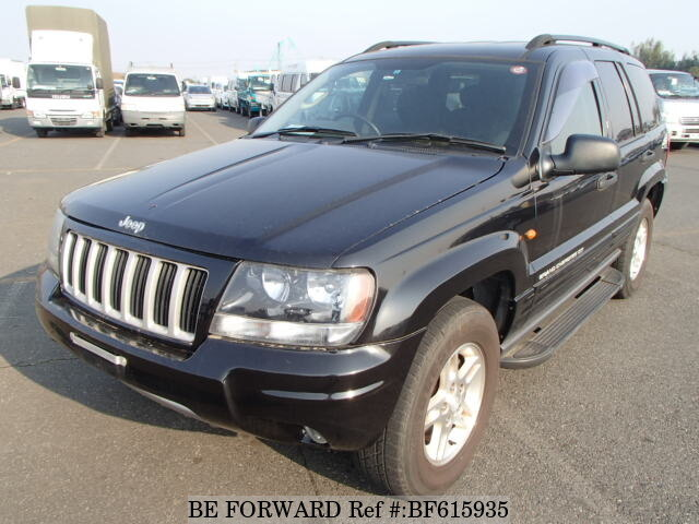 JEEP / Grand Cherokee (GH-WJ40)