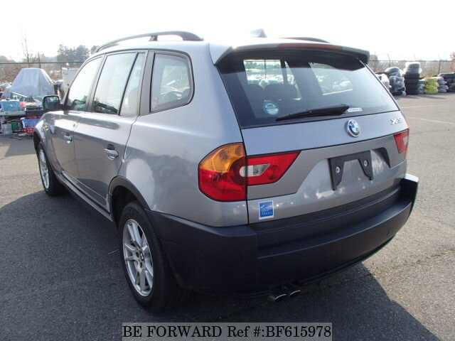 used 2004 bmw x3 2 5i gh pa25 for sale bf615978 be forward. Black Bedroom Furniture Sets. Home Design Ideas